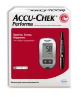 Скидка на глюкометр ACCU-CHECK №1 Perfoma в аптеке Трика