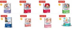Витамины Алфавит со скидкой 15% в аптеке Классика!