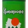 Комарофф Антиклещ