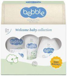 """Подарочный набор для малышей BEBBLE со скидкой в интернет-аптеке """"ZdravZona""""!"""