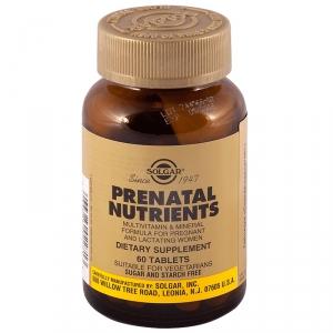 """Скидка 15% на витамины для беременных Солгар Пренатабс в сети аптек """"Доктор Столетов""""!"""