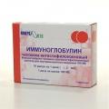 Иммуноглобулин антистафилококковый