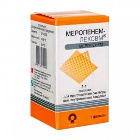 Меропенем-ЛЕКСВМ