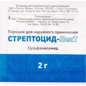 Стрептоцид-ЛекТ