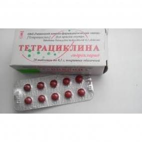 Тетрациклин-ЛекТ