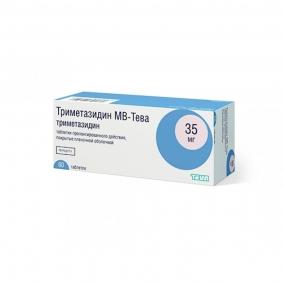 Триметазидин МВ-Тева