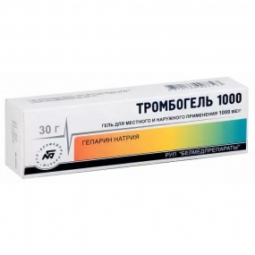 Тромбогель 1000