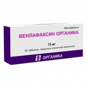 Венлафаксин Органика