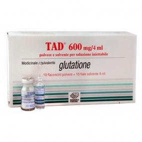 Глутатион - ТАД