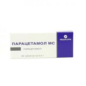 Парацетамол МС