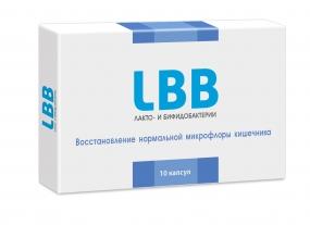 ЛББ лакто и бифидо бактерии