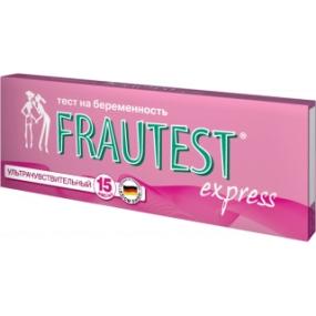 Frautest Express Ультрачувствительный