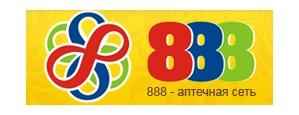 """Сеть аптек """"888"""""""